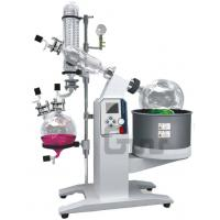 Buy cheap Zhengzhou Greatwall 5L Rotary Evaporator with Chiller & Diaphragm Pump from wholesalers