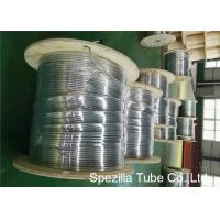 Buy cheap TP316Ti stainless steel coil tubing heat exchanger,Stainless Steel Cooling Coil Wst 1.4571 UNS S31635 from wholesalers