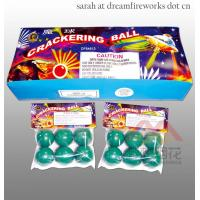 Buy cheap CRACKLING BALL    Novetly fireworks Toy fireworks from wholesalers