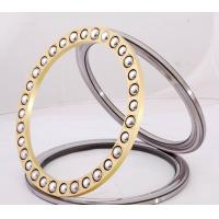 Buy cheap Chrome Steel 51101 Ball Thrust Bearings for Industrial Machine from wholesalers