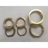 Buy cheap Auto Parts Brass Synchronizer Rings OEM High Strength And High Precision from wholesalers