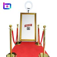 Buy cheap 65 inches Wedding Photo Booth kiosk Machine With Photo booth Shell For Sale from wholesalers