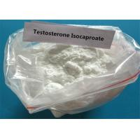 Buy cheap Muscle Building Anabolic Steroids Testosterone Test Isocaproate White Crystalline Powder from wholesalers