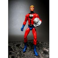 Buy cheap Die Cast Plastic Action Figures Toys , Custom Marvel Super Hero Action Figures from wholesalers