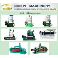 Buy cheap large oil press from wholesalers