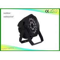 Buy cheap 24pcs 10w DJ Stage Light Ip65 Rgbwa Led Par Can Light 24 X 10w 5 In 1 from wholesalers