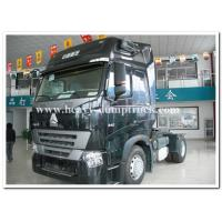 Buy cheap SINOTRUK howo 4x4 full wheel drive 420HP prime mover truck for sale from wholesalers