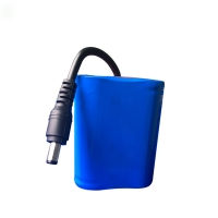Buy cheap 6.4V 3Ah CC CV 26650 Rechargeable Battery Pack For Electric Tools product