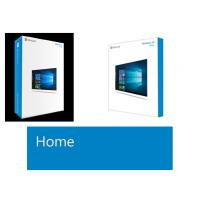 Buy cheap Multi Language Windows 10 Home Key Code 32/64-Bit 100% Updateable Online Activation from wholesalers