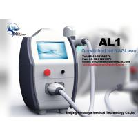 Buy cheap 532nm or 1320nm / 1064 nm nd yag laser Equipment For Pigment removal / Skin rejuvenation from wholesalers