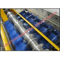 Buy cheap Galvalume Metal Roof Panel Roll Forming Machine, R Panel Cold Roll Forming Equipment from wholesalers