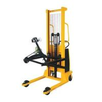 Buy cheap Semi-electric oil drum lift from wholesalers