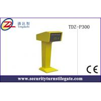 Buy cheap Smart car park ticket machines Road Barrier Parking Mangement System from wholesalers