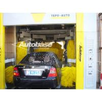 Buy cheap TEPO-AUTO TUNNEL CAR WASH with high speed washing 60-80 cars per hour from wholesalers