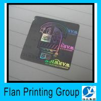 Buy cheap Custom security hologram sticker/label manufacturer from wholesalers