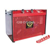Buy cheap Scuba high pressure air compressor( 300 bar  30 mpa 4500 psi 265L/min 440V  60HZ  220V 380v 50HZ) from wholesalers