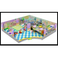 Buy cheap Colorful Plastic Material Kids Indoor Playground Equipment with Best Quality for Kids Center from wholesalers