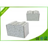 Buy cheap Outdoor wall partition panels , Sound Insulation Waterproof Cement Sandwich Wall Panel from wholesalers