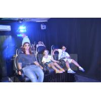 Buy cheap Indoor / Outdoor Mini Mobile 5D Cinema with Simulation System product