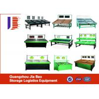 Buy cheap Fashionable Powder Coated 2 Tier Fruit And Vegetable Display Rack System from wholesalers