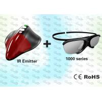 Buy cheap External 3D PC Solution with 3D Shutter Glasses and SYNC Emitter from wholesalers