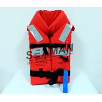 Buy cheap Polyester Oxford Cloth EPE Foam 150N Marine Adult Life Jacket Offshore Life Jacket from wholesalers