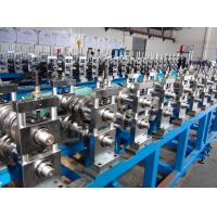 Buy cheap 400mm Width Of Coil Over Rack Roll Forming Machine With Gear Box Transmission from wholesalers