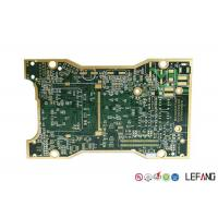 Buy cheap ENIG Surface Multilayer PCB Board 10 Layers Automobile Diagnosis Equipment product