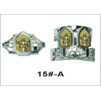 Buy cheap Silver Gold Luxury Madrid 15-A# Casket Corners from wholesalers