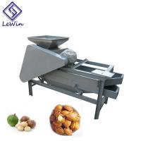 Buy cheap Industrial Full Automatic Cashew Shelling Machine Cashew Nut Peeling Machine from wholesalers