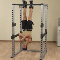 Buy cheap Squat Gym Power Rack 70*50*2MM Steel Tube Material For Bodybuilding from wholesalers