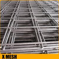 Buy cheap Rebar Steel Deformed Concrete Reinforcing Welded Wire Mesh 4mm from wholesalers