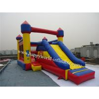 Buy cheap inflatable castle with slide Tom and Jerry bouncy castle from wholesalers