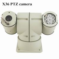 Buy cheap C812 Car PTZ Camera X36 Sony 1010P With 120M IR Distance PTZ Security Camera product