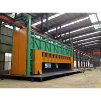 Buy cheap Zinc Smoke Collection Treatment System For L Type / Ring Rail Production Line from wholesalers