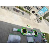 Buy cheap Largest  Inflatable Water Park Toys Water Saturn In Fire Retardant PVC Tarpaulin from wholesalers