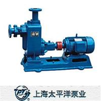 Buy cheap ZW Self-priming Non-clogging Sewage Pump product