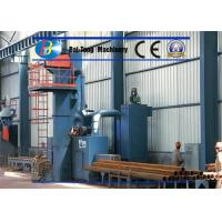 Buy cheap Roller Conveyor Type Shot Blasting Equipment Bags Type Dust Collector Stable Running from wholesalers