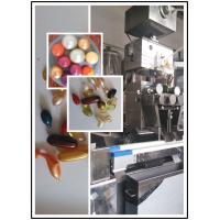 Buy cheap Discount Automatic Paintball Encapsulation Machine With Parallel Gelatine Suplly And PLC from wholesalers