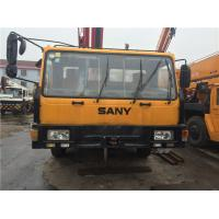 Buy cheap Used Sany Crane 55 Ton QY55C Made in China , Ready to Work ,Used Truck Mounted Crane Sany from wholesalers