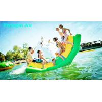 Buy cheap Hot Water Amusement Inflatable water seesaw for Outdoor Sports product