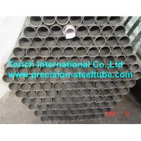 Buy cheap Boiler / Superheater Seamless Heat Exchanger Tubes Carbon Molybdenum Alloy Steel from wholesalers