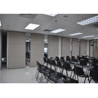 Buy cheap Decorative Movable Partition Wall Sound Proof partition office meeting partition from wholesalers