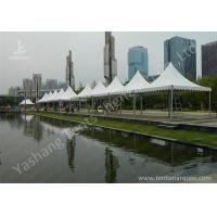 Buy cheap No Fabric Wall French Style High Peak Frame Tent Expansion Bolts Fixing from wholesalers