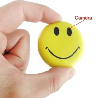 Buy cheap Smile Face Spy Camera Mini DVR Video Recorder Hidden Camcorder Covert Cam DV New from wholesalers