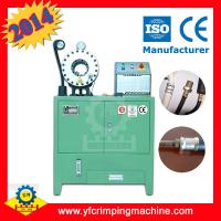 Buy cheap YJK-51Z-1 Automatic Hydraulic Hose Crimping Machine from wholesalers
