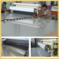 Buy cheap 1250 Mm Surface PE Protection Film For Brushed Stainless Steel Sheet from wholesalers
