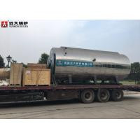 Safe Reliable Oil Hot Water Boiler Energy-Saving Heating ISO9001 Certification
