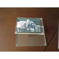 Buy cheap High Transparent Magnetic Acrylic Photo Frames For Office , Waterproof product