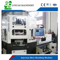 Buy cheap White Injection Blow Moulding Machine , Medical Bottle Blow Molding Machine product